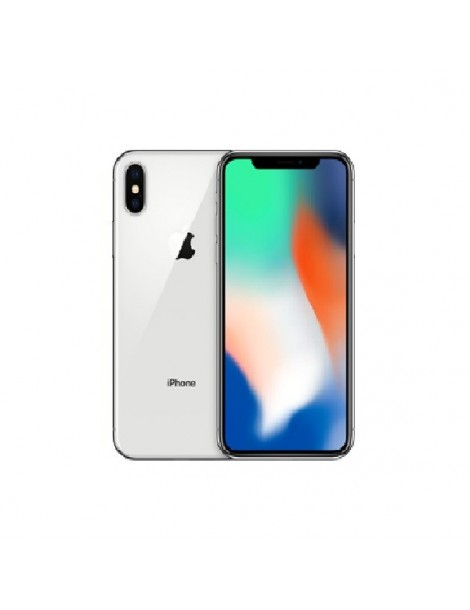 Apple iPhone X 256GB | Silver