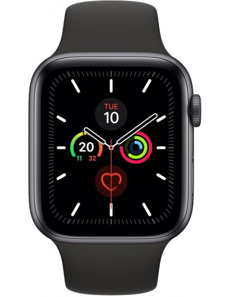 Apple Watch Series 5 40mm | Grey-Black Sport Band